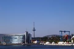 海岸德国基尔 免版税图库摄影