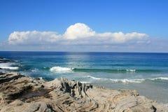 海岸悉尼 库存照片