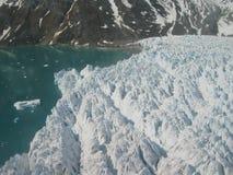 海岸格陵兰 图库摄影