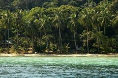 海岸泰国 库存照片