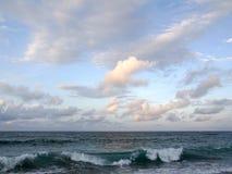海岸海洋 免版税库存照片