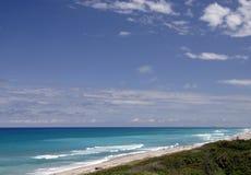 海岸海洋 库存图片