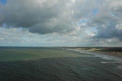 海岸海运 库存照片