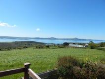 海岸爱尔兰 免版税库存照片