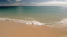 海岸线和海滩 股票视频