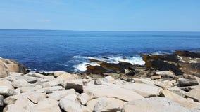 海岸线 图库摄影