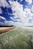 海岸线 库存照片