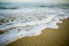 海岸线 免版税库存照片