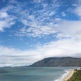 海岸风景的昆士兰 免版税图库摄影