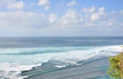 海岸风景 图库摄影