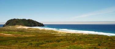 海岸高速公路太平洋 免版税库存图片