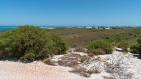 海岸,西万提斯,西澳州 图库摄影