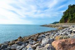 海岸 免版税图库摄影
