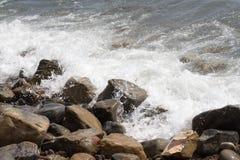 海岸 免版税库存照片