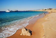 海岸el sharm回教族长 图库摄影