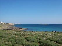 海岸giovanni ・圣torre 库存图片