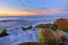 海岸kilyos 库存图片