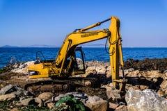 海峡维护地区 库存图片