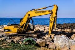海峡维护地区 免版税图库摄影