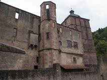 海得尔堡,德国 免版税库存图片