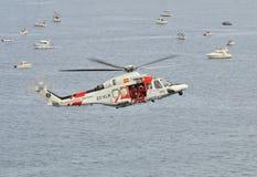 海抢救。 免版税库存图片
