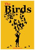 海报的例证鸟 向量例证