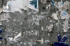 海报都市墙壁 免版税库存照片