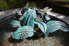 海明威博物馆在基韦斯特岛,佛罗里达 库存照片