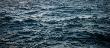海是巨大的 免版税库存图片