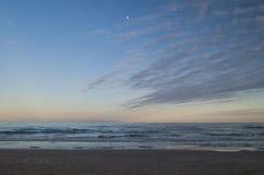 海景在巴伦西亚 库存照片