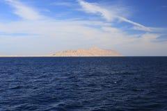 海景红海 库存照片