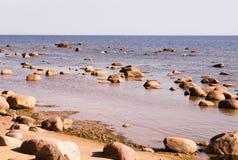 海景 免版税库存照片
