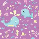 海样式现代样式精美颜色 免版税库存照片