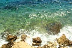海水 免版税库存图片