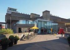 海沃德画廊在伦敦 免版税库存图片