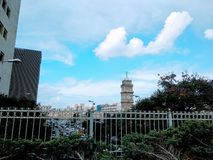 海法以色列 免版税库存照片