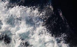 海泡沫 库存图片