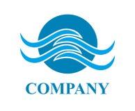 海波浪商标设计