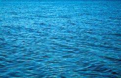 海波浪 免版税库存图片