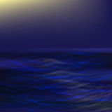 海波浪 库存图片