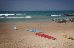 海洋体育运动 库存图片
