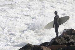 海洋冲浪者 免版税库存图片