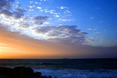 海洋天空 库存照片