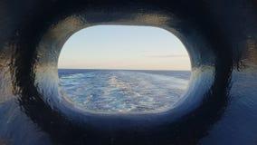 海洋天际 库存照片