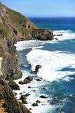 海洋太平洋视图 免版税库存照片