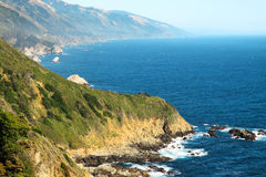 海洋太平洋视图 库存图片