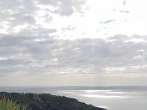 海洋太平洋 库存照片