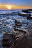 海洋安娜海湾集合Vert 图库摄影