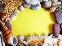 海洋明信片 图库摄影