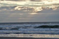 海洋水 免版税库存图片
